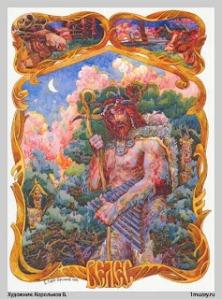 God of Spring.