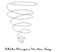 white dragon vortex key