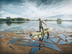 mirror-glass-broken-lake-impact-by-erik-johansson