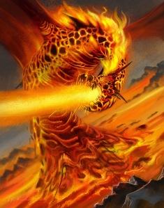 volcano-dragon