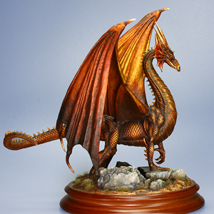 bronze-dragon
