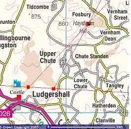 fosbury-map